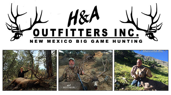2015 New Mexico Hunting Season Wrap-Up