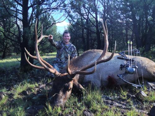 2013 Archery Elk Hunting Results