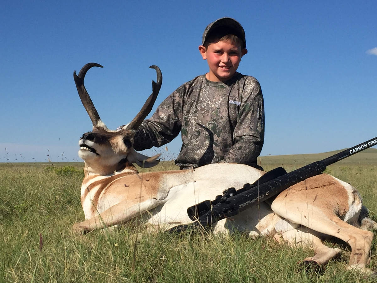 Youth Pronghorn Hunts