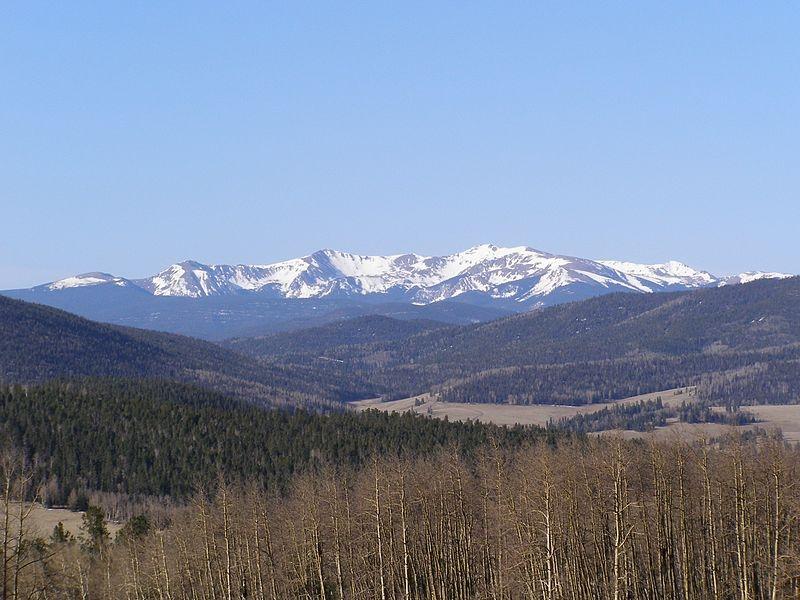 Carson National Forest - Valle Vidal