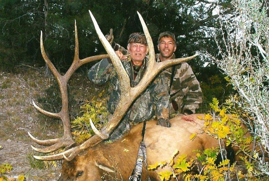 Muzzleloader Elk Hunts Gila National Forest