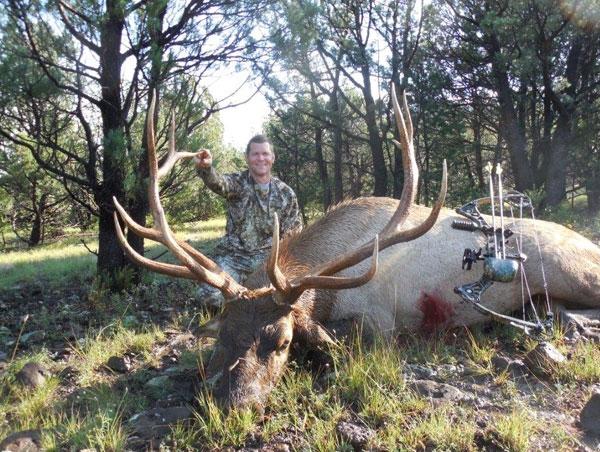 Archery Elk Hunt Gila National Forest