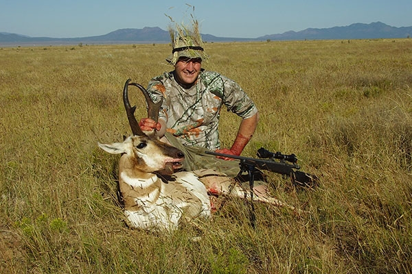 New Mexico Antelope Hunts