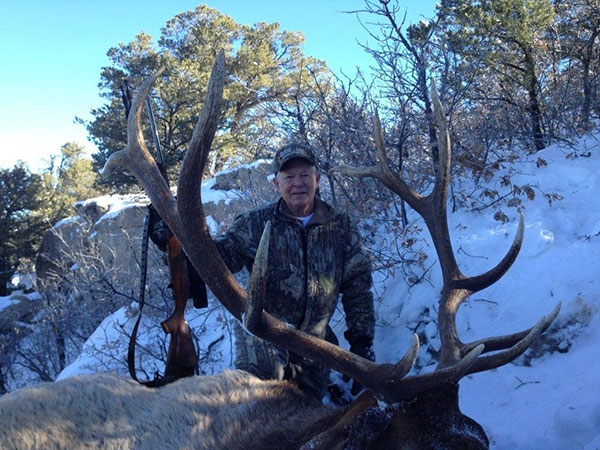 Elk Hunting References & Past Hunts
