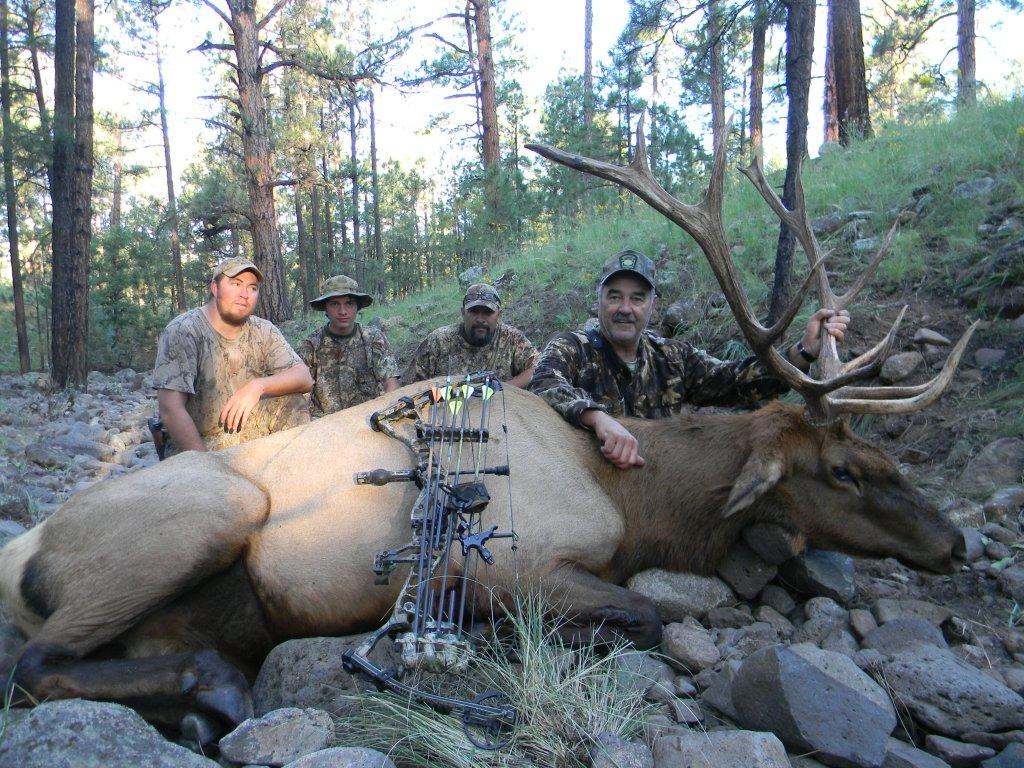Carson National Forest/Valle Vidal Archery Elk Hunt