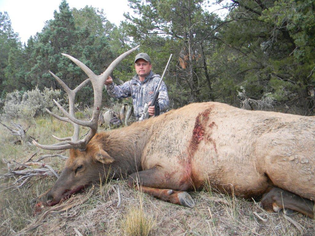 Valle Vidal Elk Hunts | Carson National Forest
