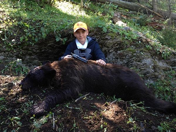 Youth Black Bear Hunts