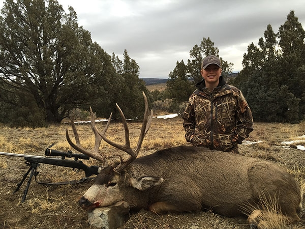 Youth Mule Deer Hunts